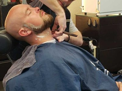 Jay Rogers Barber 1