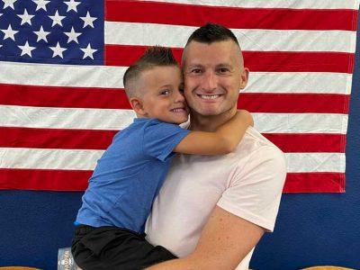 American Flag Haircuts
