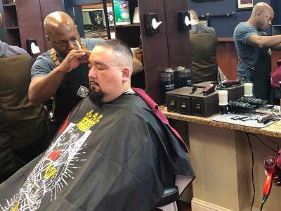 Barber Haircut 1