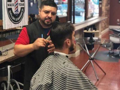 Barber Haircut 6