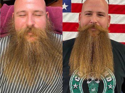 Beard Trimming