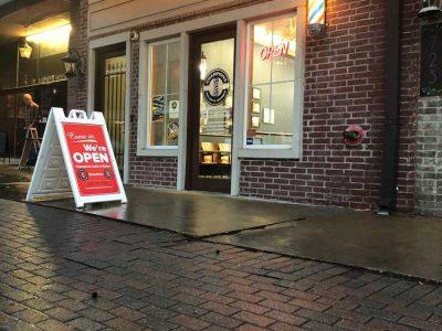 Champion Barber Shop Open