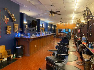 Downtown Salon Interior