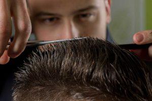 Haircut Scizors